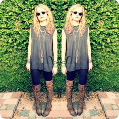Tuesday > Mondays when boots are involved #OOTD #YUPPYSCUM #FALL #FASHION #STYLE #STREETSTYLE #BOOTS