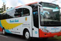 Harga Tiket Bus Rosalia Indah Terbaru