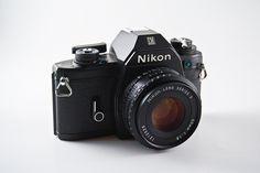 Nikon EM - smallest Nikon SLR