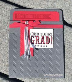 BYOP Graduation Pocket Card