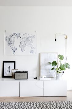 my scandinavian home: A Finnish / Danish style blend in a Helsinki home Living Room Inspiration, Interior Inspiration, Interior Ideas, Interior Paint, Interior Styling, Interior Decorating, Home Decor Styles, Diy Home Decor, Piece A Vivre
