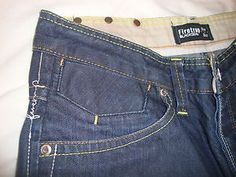Mens Firetrap Jeans Coin Pocket