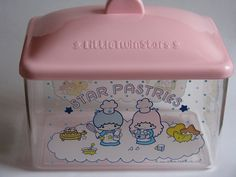 【1976】Pastry Box ★Little Twin Stars★