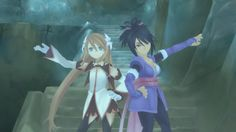 Over the weekend Namco Bandai released a few character introduction videos for the soon to be released Tales of Symphonia Chronicles.