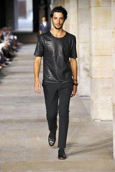 Hermes crocodile skin T-shirt - $91,500