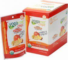Peach flavor    www.yogavive.com