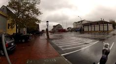 Coverage of Hurricane Sandy as it passed through Newport. We were stuck in our sailboats in port for a few extra days.