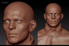 This character is part of a project that me and my teammates at Snappers are working on. The model is not based on any scans. the head is fully rigged and ready for animation I had the pleasure to work on it with my buddy Antone Magdy, he was responsible