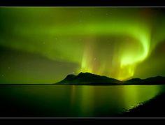 Aurora´s Heart by Þorsteinn H Ingibergsson, via 500px