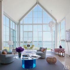 Knoll Furniture meets Shelter Island