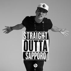 本日MVを発表したDOBERMAN INFINITYのSWAYも #StraightOutta でSAPPOROをレペゼン。 http://beats.is/1Khh4Iz https://youtu.be/0uY3SyKo9a0