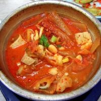 Kimchi Soup With Tuna Recipe (try with salmon!)