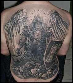 20 Shining Angel Tat