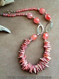 Kawai Gemstones Handcrafted Jewelry| by Linda C.| Washington, DC area