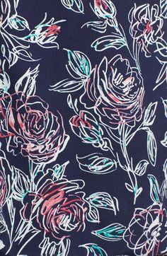 Joie 'Nanon' Print Silk Blouson Dress | Nordstrom