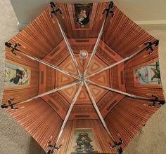 The Haunted Mansion Umbrella