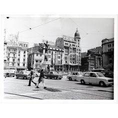 1974 PLAZA DE ESPAÑA: Descarga y compra fotografías históricas en   abcfoto.abc.es