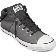 Converse Chuck Taylor All Star Axel Mens Mid Sneakers found on Polyvore