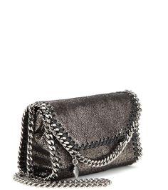 8c50851cdb mytheresa.com - Falabella Shaggy Deer Tiny shoulder bag - Luxury Fashion  for Women