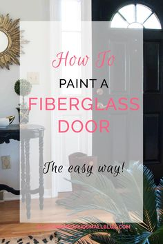 diy-paint-fiberglass-door