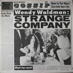 Wendy Waldman - Strange Company (1978)