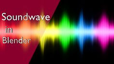 BlendMaster writes: Hey Everyone! In this tutorial, i'll show you how to make a cool abstract image of a soundwave inside of blender. This is another cool effect that can be done in blender and the result looks great as a wallpaper or background image on a phone or computer. We will be utilizing theRead More