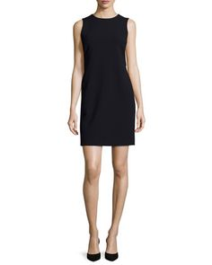 Rosanelle New Faded Sleeveless Dress by Theory at Bergdorf Goodman.