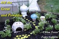 Joy Pennington this is a gorgeous fairy village. May Pixie Dust fall on your household and bring you more gardening magic. ;-)