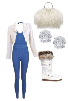 """""""Simple"""" by bluediamond40 on Polyvore featuring Topshop, Chanel, Moon Boot and Effy Jewelry"""