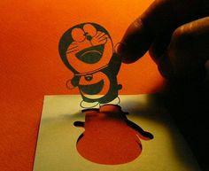 Paper Cutout by Akira-Nagaya