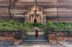A beleza enfeitiçada de Myanmar   Green Savers
