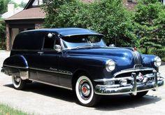 '51 Pontiac Silver Streak Sedan Delivery | Hemmings