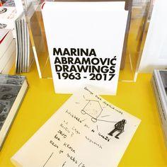 Marina Abramović: Drawings 1963-2017 😍 Marina Abramovic, Cards Against Humanity, Store, Drawings, Larger, Sketches, Drawing, Portrait, Shop