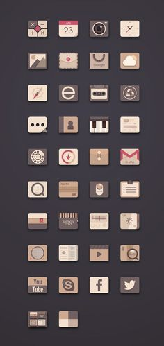 UI Icon Design by Kindesign…