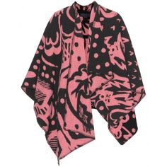 mytheresa.com - Wool and cashmere-blend wrap - Capes & Ponchos - Knitwear - Clothing - Luxury Fashion for Women / Designer clothing, shoes, ...