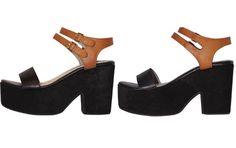 Sandalia París #DeraBassi Color Lab Collection #SS14 #verano14 #zapatos #shoes #sandalia