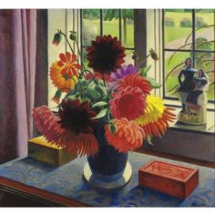 adrian allinson artist | Adrian Allinson Biography, Works of Art, Auction Results | Invaluable