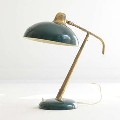 Table Lamp by Oscar Torlasco for Lumi | From a unique collection of antique and modern table lamps at https://www.1stdibs.com/furniture/lighting/table-lamps/