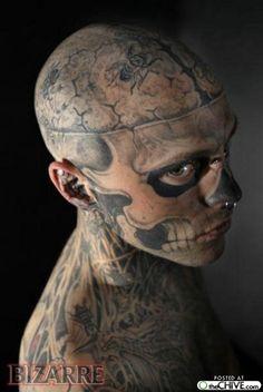 Bizarre Tattoo