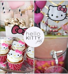 the HUNTED INTERIOR: Hello Kitty Party