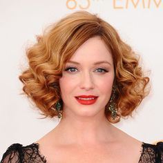 Up until recently, a Christina Hendricks red carpet appearance wouldn't have been complete without her vibrant red head of hair. That was until she rocked up to the Primetime Emmy Awards last month working a shorter do. Sporting more muted locks and a structured variant on the style of the season – the long bob …