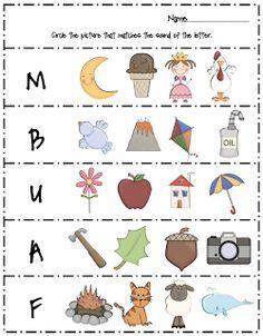 "The Best of Teacher Entrepreneurs: FREE LANGUAGE ARTS LESSON - ""Alphabet Pack Worksheets - FREE!"""