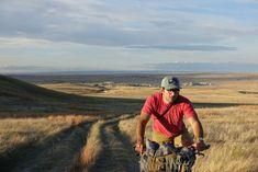 The High Plains Byway bikepacking route runs through the most stunning back roads in Nebraska and 2 distinct ecoregions: Pine Ridge & the Sandhills. Off Road Bikes, Gps Map, Pine Ridge, Back Road, Nebraska, Touring, Adventure Travel, Bike Packing, Roads