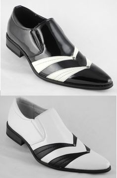 Mens Black And White Dress Shoesmens White Dress Shoes Ebay Jubrezxk