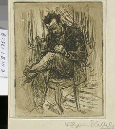 Hugo Simberg piirtää, 1906-08