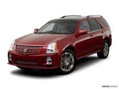 Cadillac SRX- my station wagon :)
