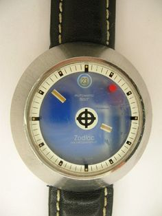 Zodiac Astrographic SST Automatic.  Cool.