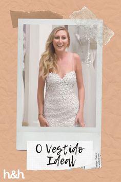 """Carly Cristman, uma blogueira de moda, com muita influência nas redes sociais, vai para a loja Kleinfeld, onde mais de 100 clientes são atendidos por dia. A noiva vai buscar um vestido especial para ser publicado nas redes sociais de forma que """"brilhe como nunca"""". Venha ver esse vestido de noiva em """"O Vestido Ideal"""". Clique no link! 👰🏽💐🤍 #OVestidoIdeal #SayYesToTheDress #Casamento #VestidoDeNoiva #Noiva Baddie, Discovery, Bouquet, Wedding Dresses, Fashion, Party Dress, Bride Groom Dress, Makeup For Brides, Special Dresses"""