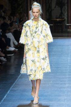 Dolce & Gabbana Spring 2016 Ready-to-Wear - - Dolce & Gabbana Spring…