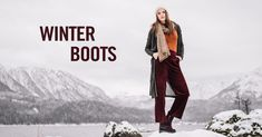 Winter boots come in all shapes & sizes. We have put together a list of some of the best winter boots! Black Ankle Boots, Knee High Boots, Ara Boots, Ski Fashion, Winter Fashion, Gore Tex Boots, Best Winter Boots, Walking Boots, Waterproof Shoes